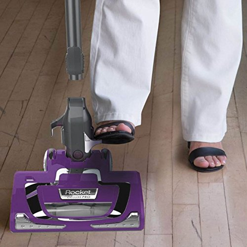 Shark Rocket Deluxe Pro Ultra-Light Upright Stick Vacuum by SharkNinja (Image #5)
