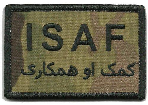 Multicam ISAF Tactical Patch
