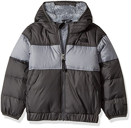 The North Face Toddler Boys Moondoggy 2.0 Down Jacket - Graphite Grey - 4T by The North Face