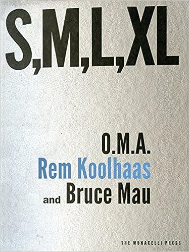 Small medium large extra large amazon rem koolhaas bruce small medium large extra large amazon rem koolhaas bruce mau 9781885254863 books fandeluxe Choice Image