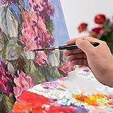 Kolinsky Sable Watercolor Brushes, Fuumuui Artist