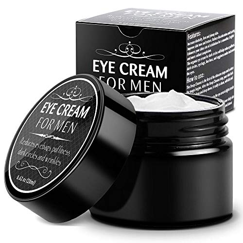 51aWTV6o3VL - Eye Cream for Men-Kinbeau Eye Cream for Men,Anti-Aging Eye Cream,Total Eye Balm To Reduce Puffiness, Wrinkles, Dark Circles and Under Eye Bags (Black)