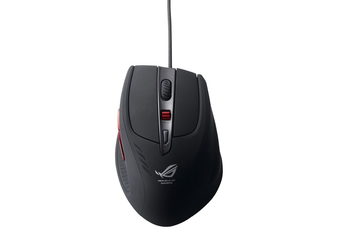 ASUS Republic of Gamers GX950 Laser Mouse