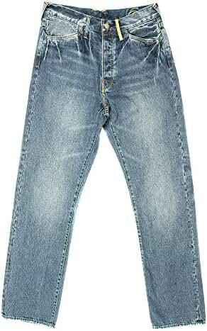 Yoropiko denim jeans - YORO9087.