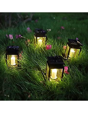 Amazon Co Uk Solar Lights