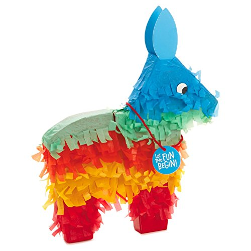 Hallmark Gift Card Holder (Donkey Birthday Piñata)