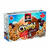 Quaker Chewy Chocolate Chip and Smores Value Pack 6 Smores Plus 8 Chocolate Chip 364 Grams/12.83 Ounces {Imported from Canada} Value Pack (Pack of 12)