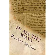 In All Thy Ways: A Devotional Journal