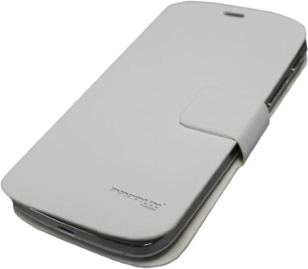 Primux PTCOVED1W - Funda para móvil Primux Tech Delta, blanco ...