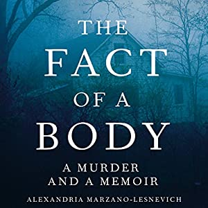 The Fact of a Body Audiobook