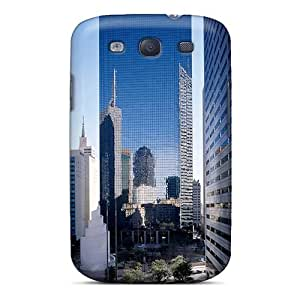 New Arrival New York City Apartments For Galaxy S3 Case Cover