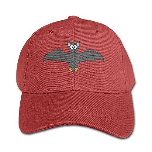 Elephant AN Bat Face Pure Color Baseball Cap Cotton Adjustable Kid Boys Girls Hat