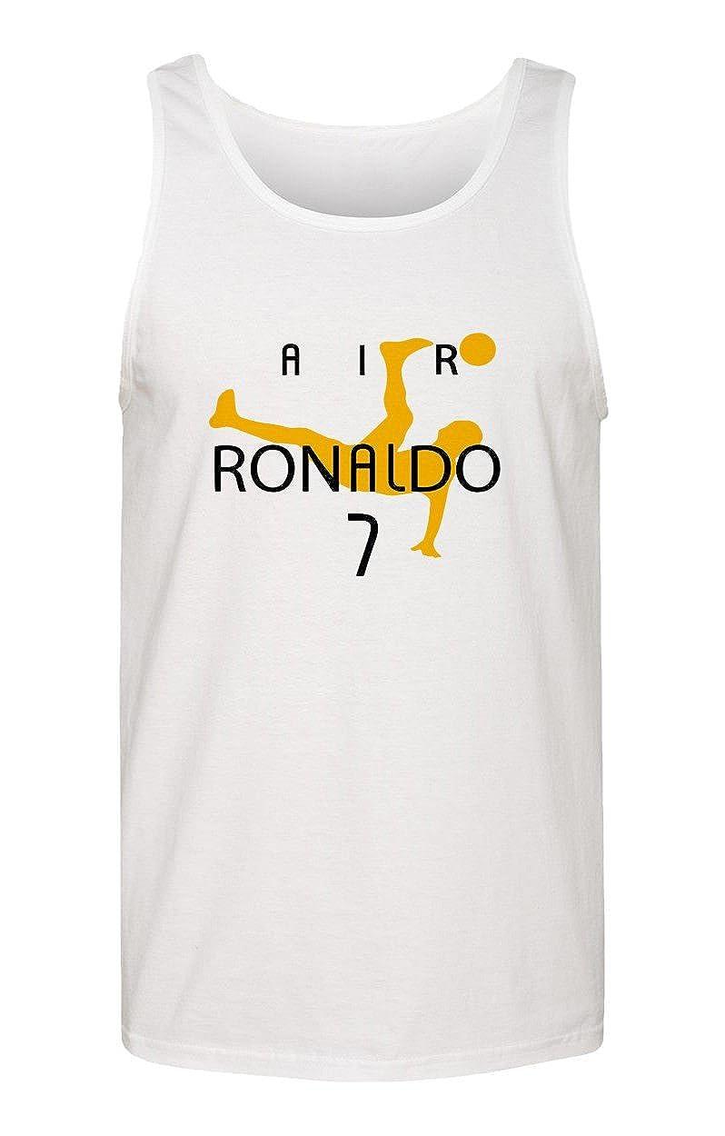 QASIMOF Air Ronaldo Soccer CR7 New Cristiano Mens Tank Top