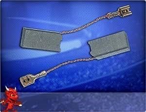 Escobillas de carbón Hilti Martillo perforador TE 54 te 55 Martillo percutor te 504 te 505