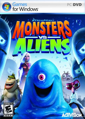 Free Monsters vs. Aliens - PC