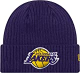 New Era Los Angeles Lakers Core Classic Knit Hat