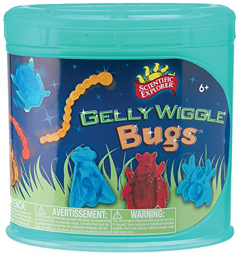 Scientific Explorer Gelly Wiggle Bugs (Best Selling Ds Games Of All Time)