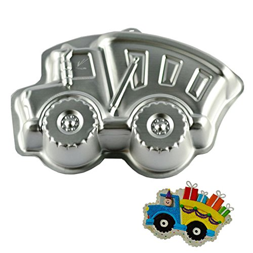 GXHUANG 13 inch Truck Aluminum Alloy Cake Baking Mold Springform -