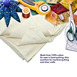 Angel Crafts and Sewing Cotton Batting for
