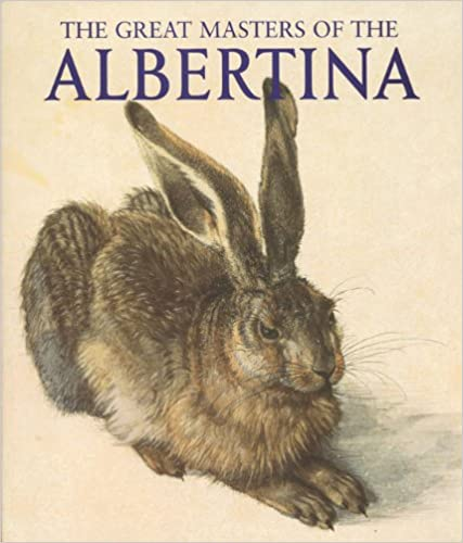 Book The Great Masters of the Albertina