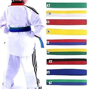 Lunji - cinturón para taekwondo b43a90c0b60f