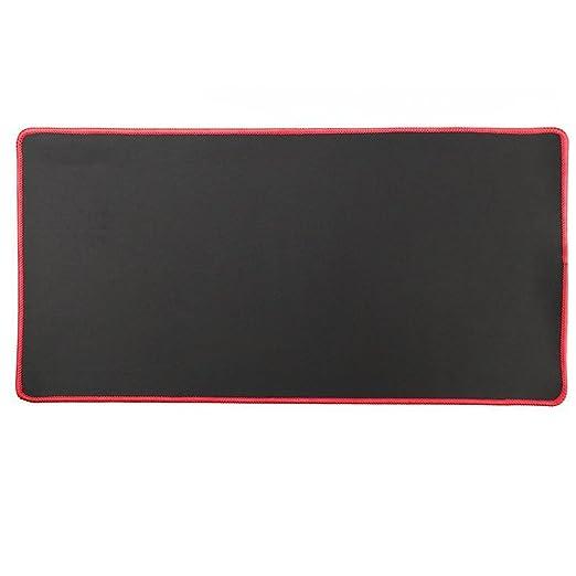69 opinioni per Cmhoo XXL Tappetino professionale per il mouse pad e per computer 90x40 Red