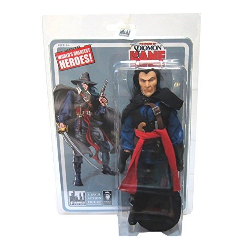 Soloman Kane World's Greatest Heroes Retro 8-Inch Action Figure by Figures Toy Company
