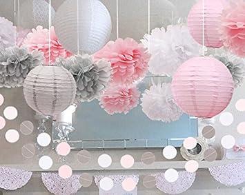 Amazon.com: Niña y Mujer decoraciones de fiesta ...