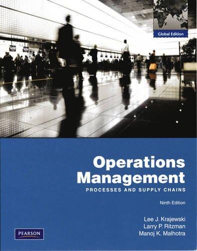 Read Online Operations Management ebook