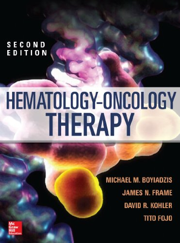 Hematology - Oncology Therapy Pdf