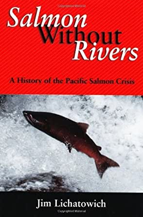 salmon without rivers The main salmon river travels east to west for over 80 miles bisecting both the   your camp or equipment unattended for over 24 hours without prior approval.