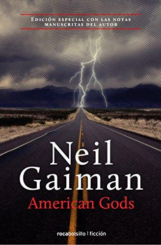 Descargar Libro American Gods Neil Gaiman