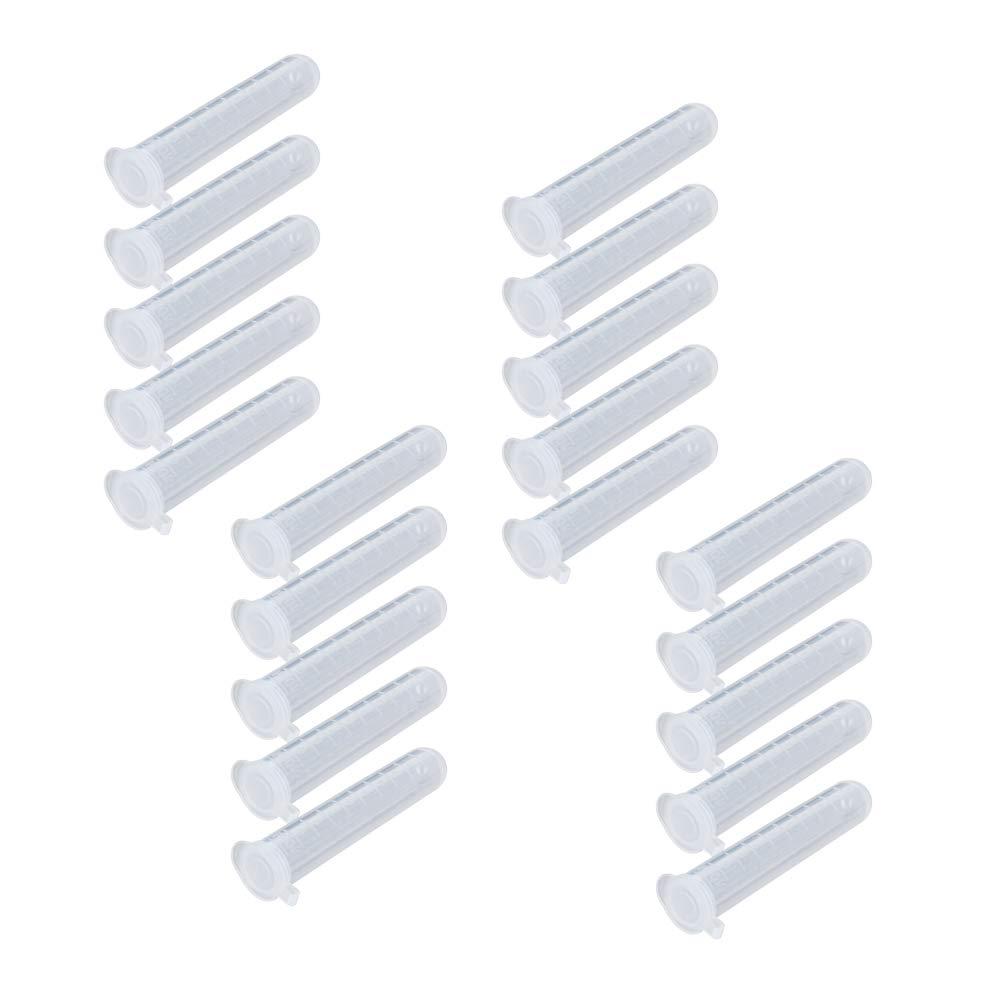 runder Boden Othmro 200 Stk Aufbewahrungsbeh/älter f/ür Bebenhefe-Probenlabor 10 ml Kunststoff-Zentrifugenr/öhrchen mit Schnappverschluss klar graduiertes Mikrozentrifugenr/öhrchen aus Polypropylen