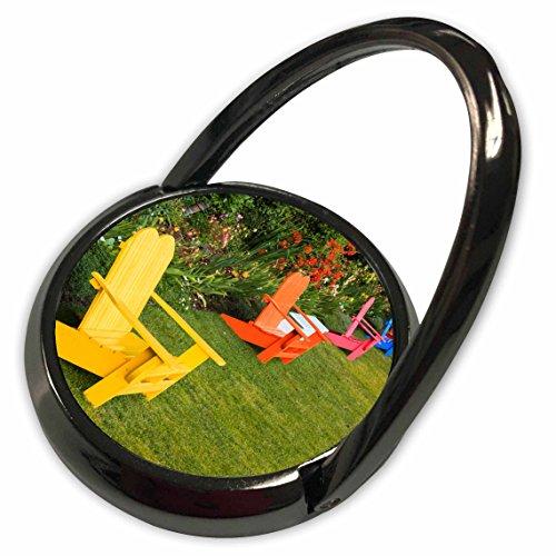 Schreiners Iris (3dRose Danita Delimont - Gardens - Bench, Schreiners Iris Gardens, Keizer, Oregon, USA - US38 RBR0466 - Rick A Brown - Phone Ring (phr_146046_1))