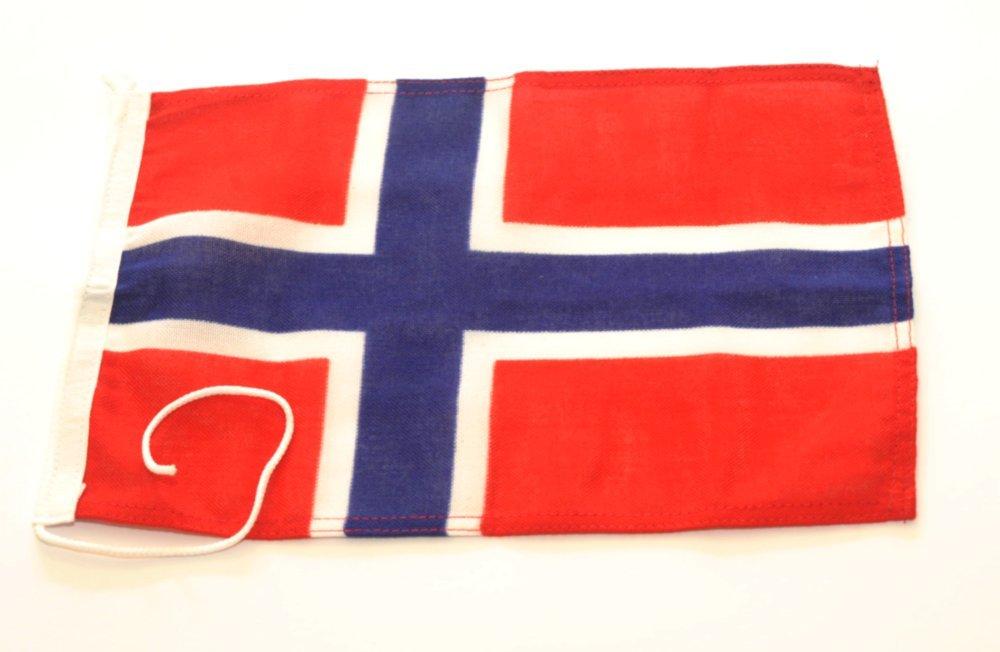 Lindemann Bandiera 20x 30cm Norvegia SB–Pack
