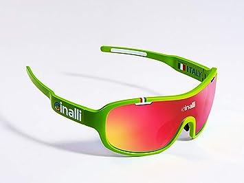 Decoloración Polarizadas Deporte Gafas Bici Anti UV400 Gafas para con 4 Lentes Intercambiables, Adaptadas También