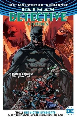 Batman: Detective Comics Vol. 2: The Victim Syndicate (Rebirth) at Gotham City Store