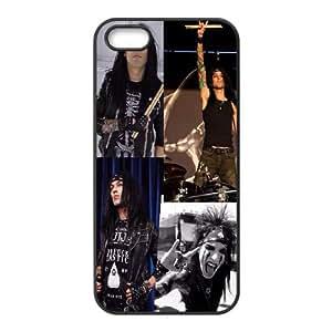 Black Veil Brides iPhone 4 4s Cell Phone Case Black I3630709