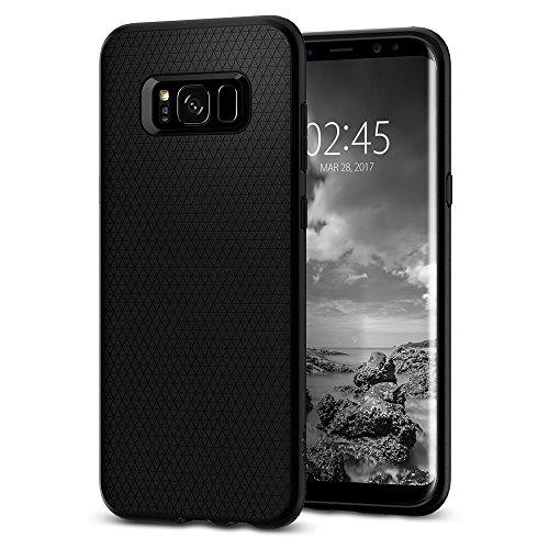 Spigen Liquid Air Armor Designed for Samsung Galaxy S8 Plus Case (2017) - Black