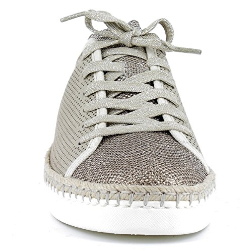 23615 Au Gold Tennis 36 Light 41 20 Tamaris Basket Femme Fwqpgg7