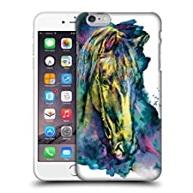Official Riza Peker Horse Animals Hard Back Case for Apple iPhone 5 / 5s / SE