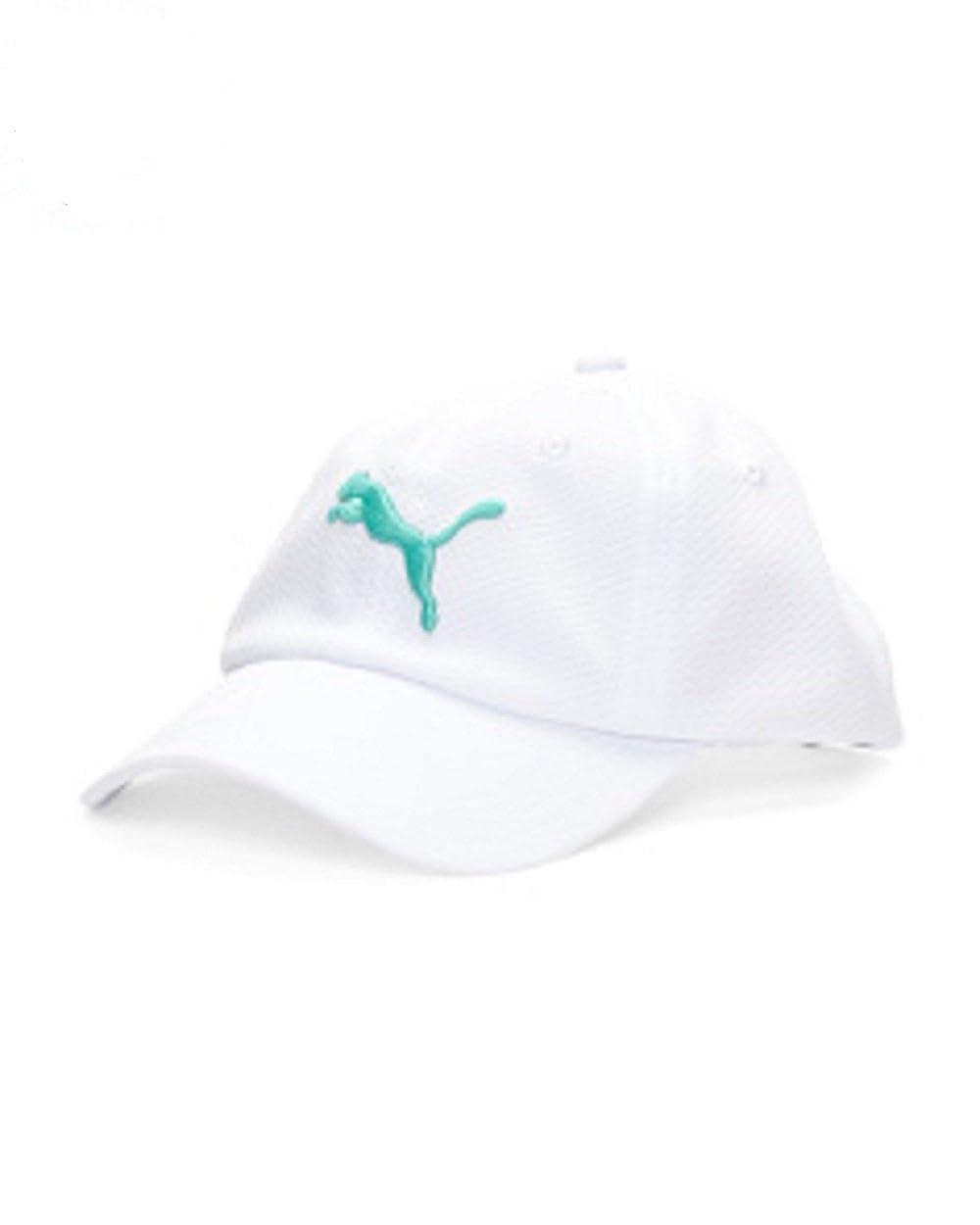 PUMA Para Mujer Gorra de béisbol - Blanco -: Amazon.es: Ropa y ...