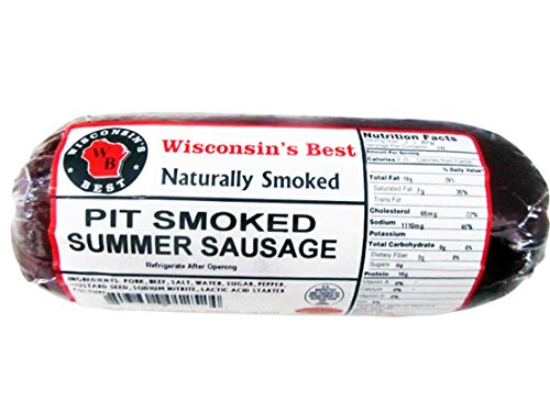 WISCONSINS BEST Sausage ORIGINAL crackers product image
