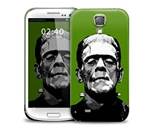 Frankenstein Green Samsung Galaxy S4 GS4 protective phone case by lolosakes