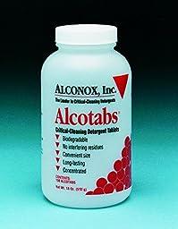 Alcotabs Tablet Pipet Detergent, 100 Tablets per Bottle