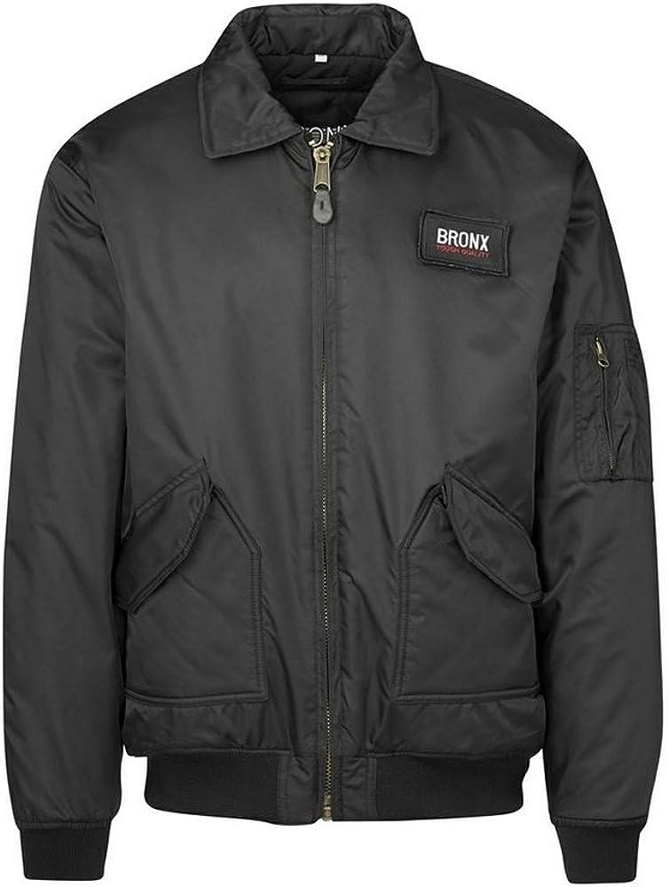 ID Mens Full Zip Police Jacket