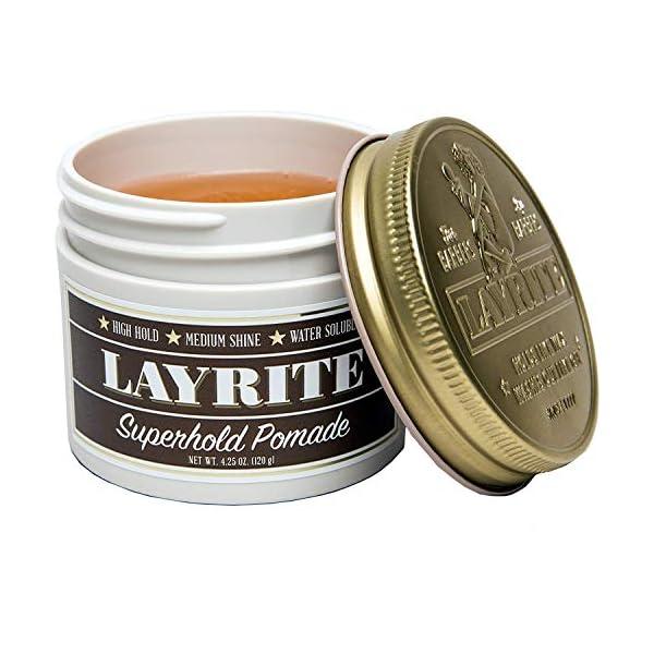 Layrite-Pomata-per-Capelli-Tenuta-Forte-4oz-118ml