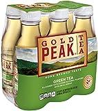 Gold Peak Tea, Green Tea, 16.9 fl oz, 6 Pack
