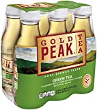 Gold Peak Tea, Green Tea, 16.9 fl oz, 6 Pack in 1 Box
