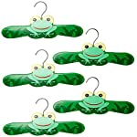 Kidorable Frog Hanger Set